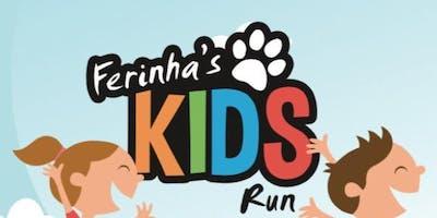 DESCONTO! Corrida Infantil Ferinha´s Kids Run