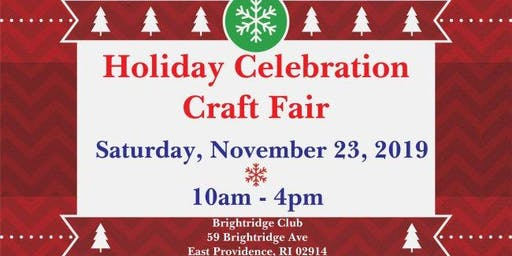 Holiday Celebration Craft Fair