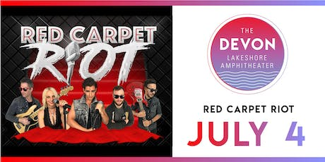 4th of July Celebration with Red Carpet Riot, B.O.S.S. and Fireworks tickets