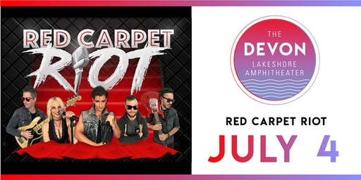 4th of July Celebration with Red Carpet Riot, B.O.S.S. and Fireworks