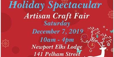 Holiday Spectacular Artisan Craft Fair