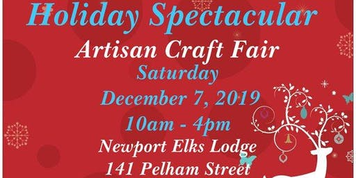 Holiday Spectacular Artisan Craft Fair