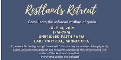 Restlands Retreat at Unbridled Faith