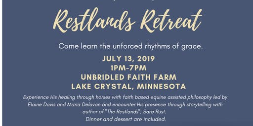 Restlands Retreat at Unbridled Faith