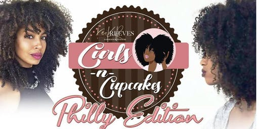 Curls N Cupcakes- The Philly Edition!
