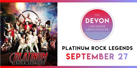 Platinum Rock Legends tickets