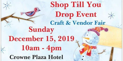 Shop Till You Drop Event