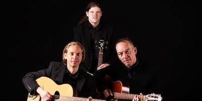 Triple Trouble Trio @ De Cactus