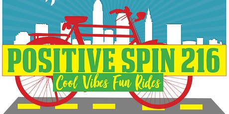 PositiveSpin216 (Bike Ride) - African Festival Towpath Ride tickets