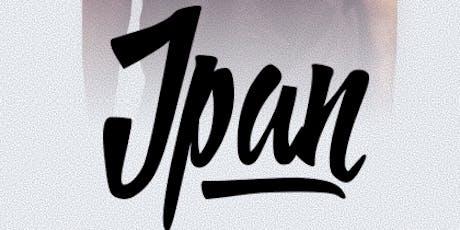 DJ Jpan tickets