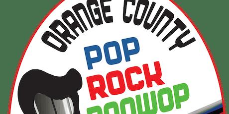 Orange County Pop, Rock & Doowop Series 2019 tickets