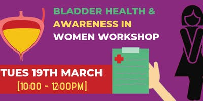 Women Bladder Health Awareness Workshop