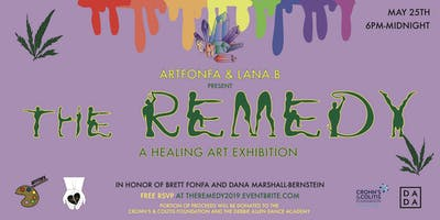 The Remedy: A Healing Art Exhibition