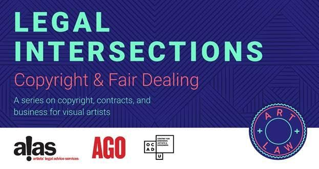 Copyright and Fair Dealing for Artists and De
