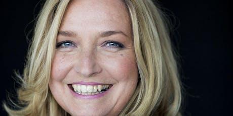 De kracht van TROOST  -  lezing door tv-presentator Hella van der Wijst tickets