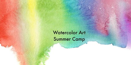 Watercolor Art Camp tickets