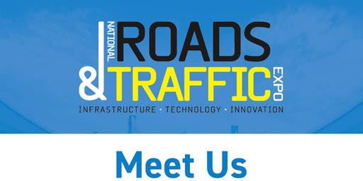 Visit the INNOV8 Equipment display at the National Roads and Traffic Expo!