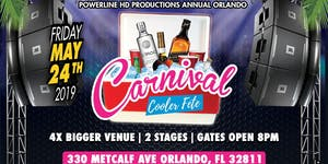 Powerline Carnival Cooler Fete