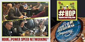 HOP PM Business Networking Brewing Company Canton...