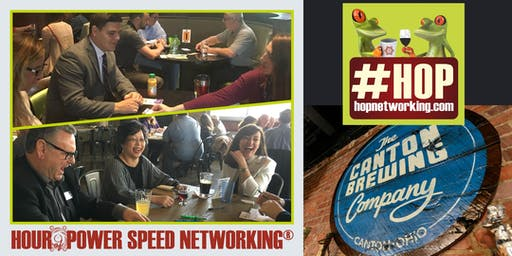 HOP PM Business Networking Canton Brewing Company Canton *Open to all!