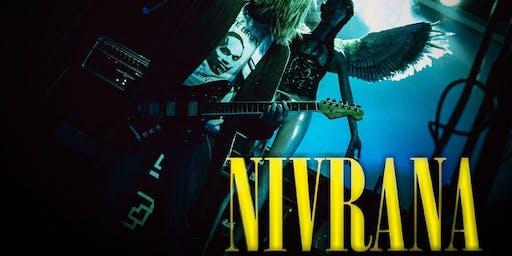 Nivrana returns to Smokestack - Nirvana Tribute