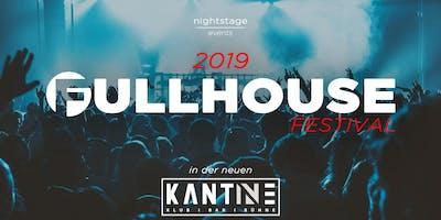EARLY BIRD: Fullhouse Festival 2019 ★ Do. 25/04/19 ★ Neue Kantine