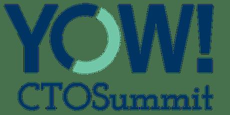 YOW! CTO Summit 2019 - Sydney tickets
