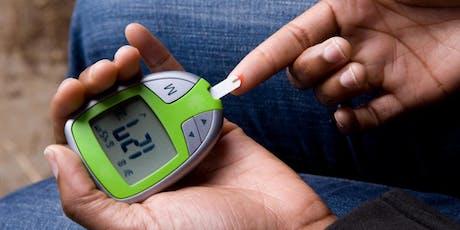 Fundamentos de la Diabetes tickets