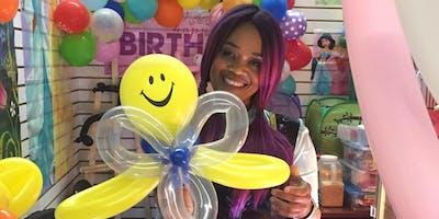 Smile for Kids   Balloon Fun for Kids   Kids Learn to Make Balloon Animals