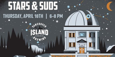 Stars and Suds! Featuring Vancouver Island Brewing\