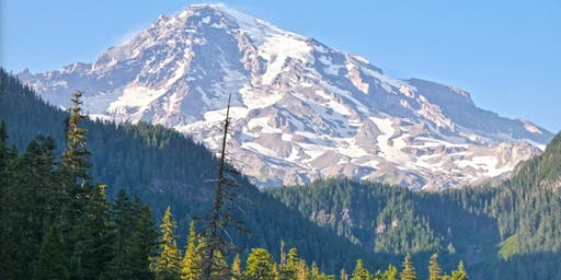 PAWA Paints Mt. Rainier 2019