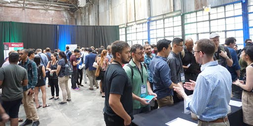 DeveloperWeek New York 2019 Hiring Expo