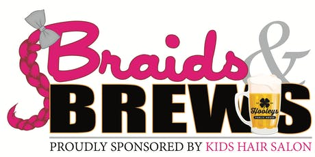 Kids Hair Salon: Braids & Brews tickets