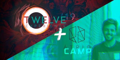 Combo Twelve XP & Átrio Camp