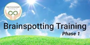 Brainspotting Training - Phase 1 (Indianapolis, IN)