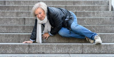 FREE Balance Workshop: Balance and the Seriousness of Falls