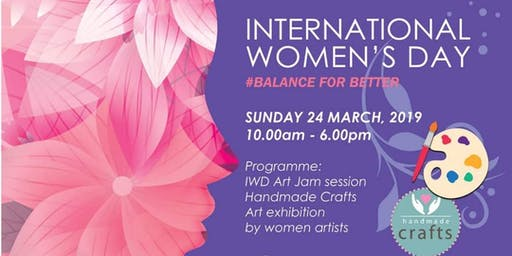 2019国际妇女节艺术节