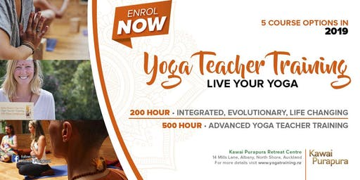 200 hours Yoga Teacher Training 18 days intensive