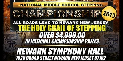 2019 National Middle School Stepping Championship