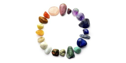 VANCOUVER Class: Crystal Healing 2-Day Intensive Class