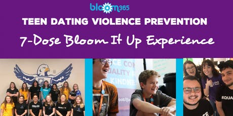 FREE- Teen Dating Violence Prevention 7-Dose Experience (Ages 13+) tickets