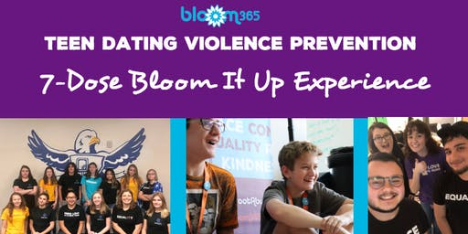 FREE- Teen Dating Violence Prevention 7-Dose Experience (Ages 13+)