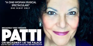 'PATTI on Broadway' Benefit Concert with Special Guest...