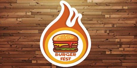 El Paso Burger Fest boletos