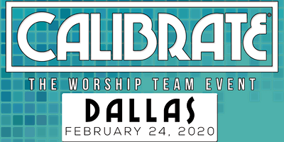 CALIBRATE 2020 - Dallas
