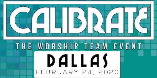 CALIBRATE 2020 - Dallas