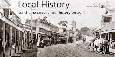 Local History Talk - Upper Mary Street – Walk and Talk