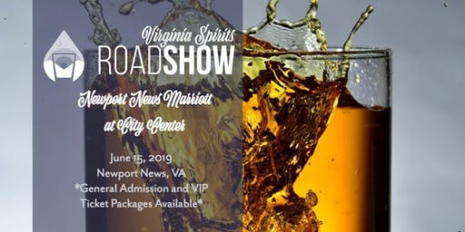 Virginia Craft Spirits Roadshow: Newport News (Marriott at City Center)
