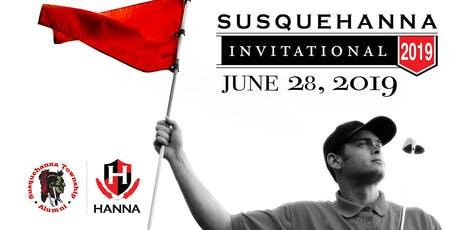 2019 Susquehanna Invitational Golf Tournament & HANNA Social tickets