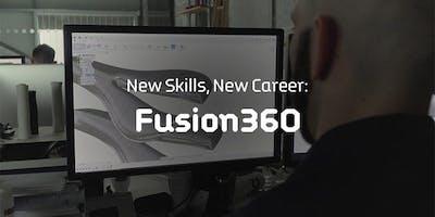 Get Into Fusion 360